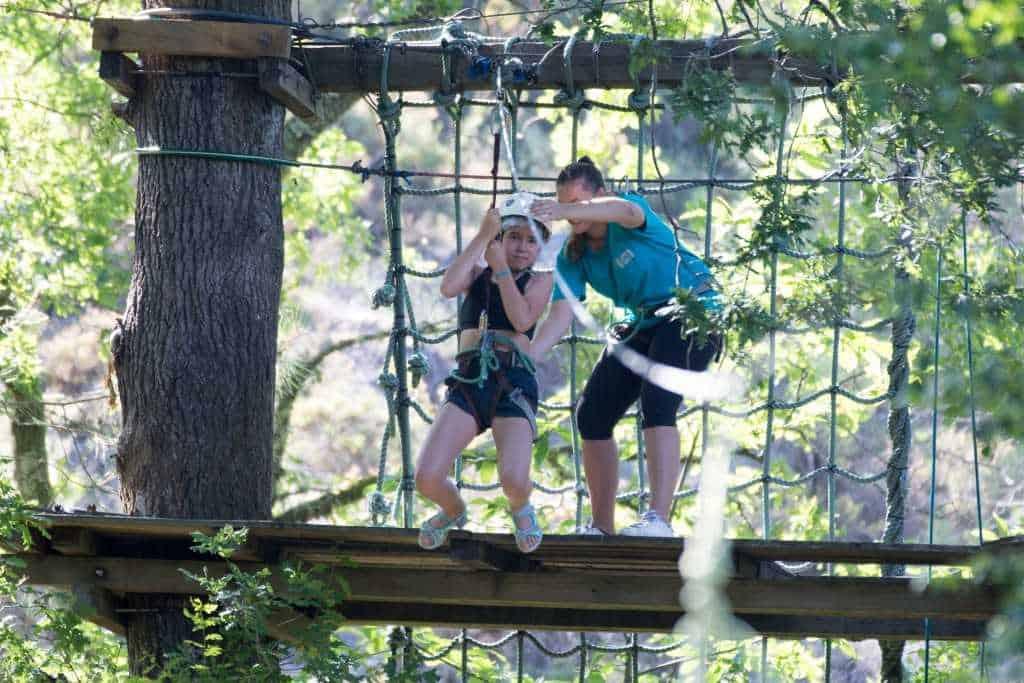 Parque aventura Kids