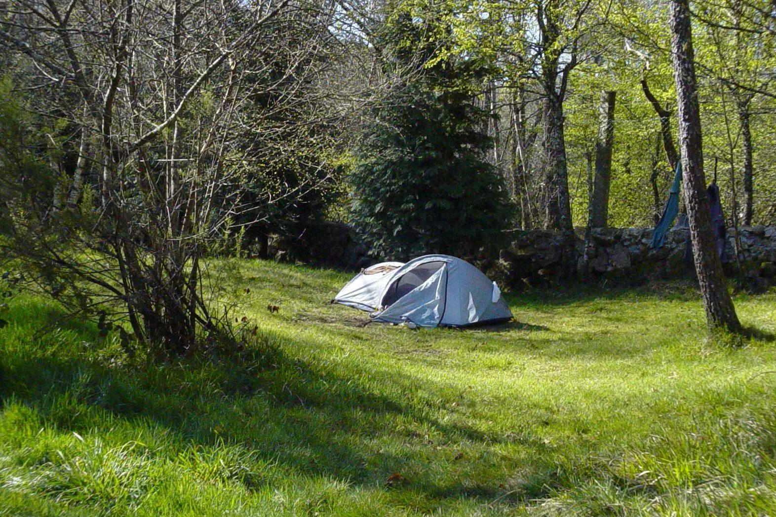 Parque Cerdeira Camping