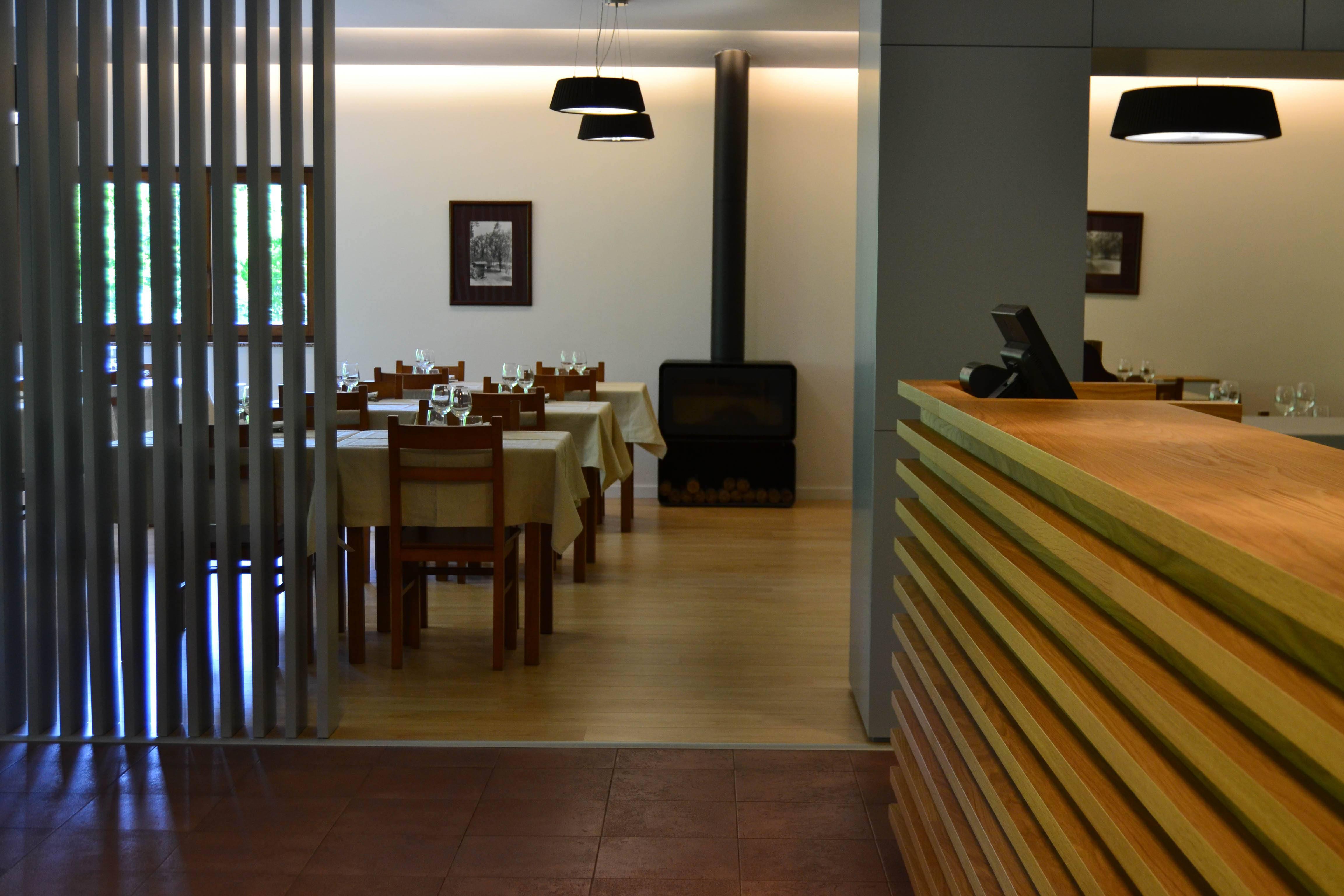 Parque Cerdeira Restaurante - interior