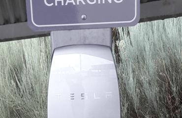 Carregador Tesla para veículos elétricos