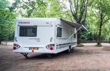 XL100m2 Parque Cerdeira Caravansimo Camping Gerês XL 100 m2