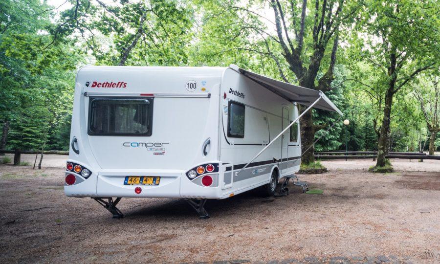 Parque Cerdeira Caravansimo Camping Gerês XL 100 m2